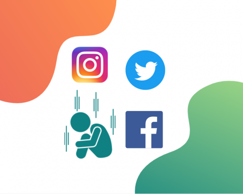 how is social media linked to depression/anxiety?