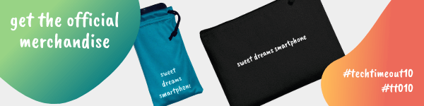 get the official techtimeout bags