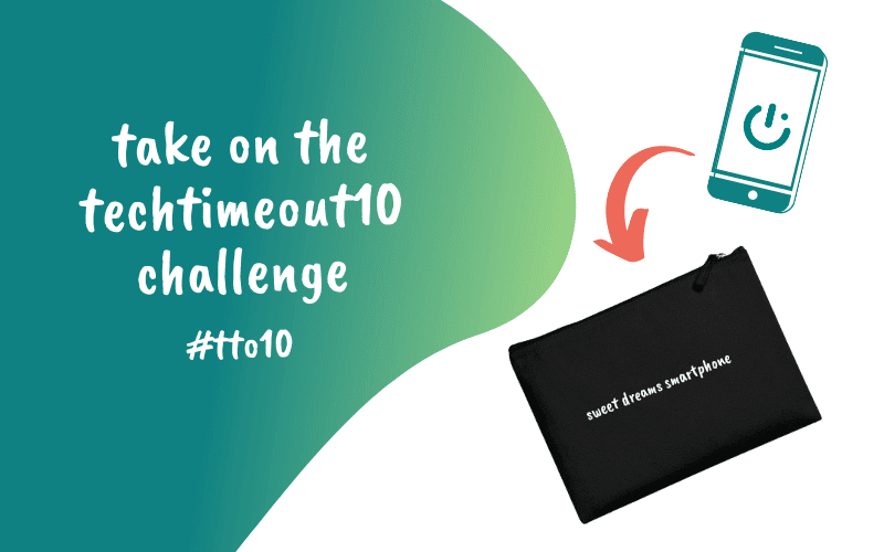 take the techtimeout10 challenge