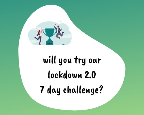 lockdown 2 - take our 7 day techtimeout challenge