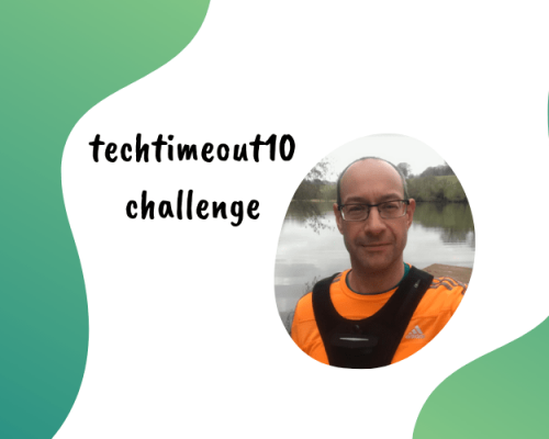 the techtimeout10 challenge got me playing the bass guitar again!