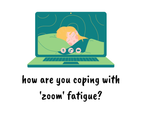 our top tips to overcome zoom and video call fatigue